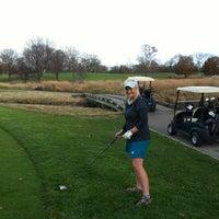 Photo taken at Bonnie Brook Golf Course by Sasha M. on 11/10/2012