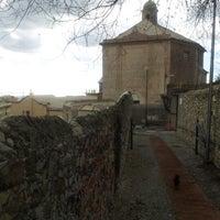 Photo taken at Viale E. Caviglia by Andrea A. on 10/14/2012