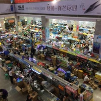 Photo taken at Huaqiang Electronics Market by Pierre L. on 7/31/2015