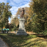 Photo taken at Statue of Daniel Webster by Jerry on 11/12/2017