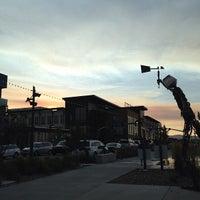 Photo taken at SoDa Row In Daybreak by Gary G. on 7/21/2013