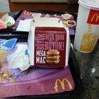 Photo taken at McDonald's by Ömer Nuri Ç. on 7/7/2013