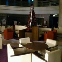 Photo taken at Hotel Nikko Himeji by Tatsuya D. on 12/20/2012