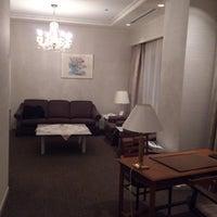 Photo taken at Hotel Nikko Himeji by Tatsuya D. on 3/21/2013