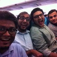 Photo taken at International Flights Departure Hall by Munib K. on 6/14/2013