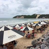 Photo taken at Whiskritorio Beach by Ronaldo V. on 2/16/2014
