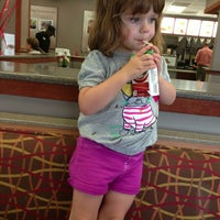Photo taken at Chick-fil-A Abercorn by Brian B. on 7/31/2013