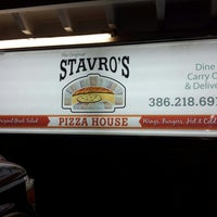 Photo taken at Original Stavro's Pizza House by Bobby B. on 4/29/2014