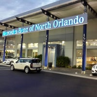 ... Foto Tirada No(a) Mercedes Benz Of North Orlando Por Bobby B. ...