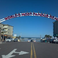 Photo taken at City of Daytona Beach by Bobby B. on 10/29/2012
