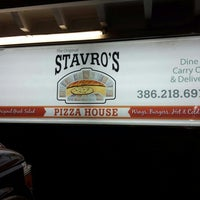 Photo taken at Original Stavro's Pizza House by Bobby B. on 5/2/2014