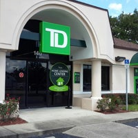 Photo taken at TD Bank by Bobby B. on 8/20/2013