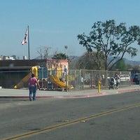 Photo taken at Machado Elementary School by Stephen T. on 1/27/2014