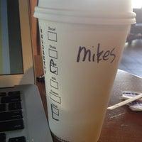 Photo taken at Starbucks by Maxym N. on 10/10/2012