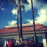 Photo taken at In-N-Out Burger by Veronica B. on 12/26/2012