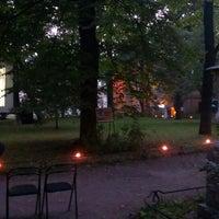 Снимок сделан в Сад Фонтанного дома пользователем Sergey A. 7/6/2013