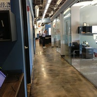 Photo taken at The Nashville Entrepreneur Center by Jack N. on 6/18/2013