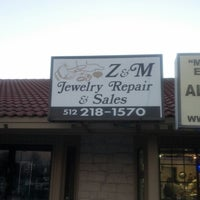 Photo taken at Z & M Jewelers by Jason B. on 1/21/2013