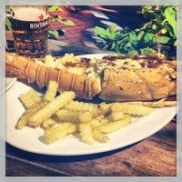 Photo taken at Mini Restaurant & Bar by SERG on 11/23/2013