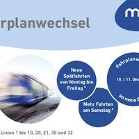 Das Foto wurde bei MONA - Mobilitätsgesellschaft für den Nahverkehr im Allgäu von MONA - Mobilitätsgesellschaft für den Nahverkehr im Allgäu am 12/8/2016 aufgenommen