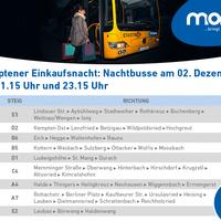 Das Foto wurde bei MONA - Mobilitätsgesellschaft für den Nahverkehr im Allgäu von MONA - Mobilitätsgesellschaft für den Nahverkehr im Allgäu am 11/17/2017 aufgenommen