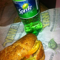Photo taken at SUBWAY® by Claudia B. on 12/2/2012