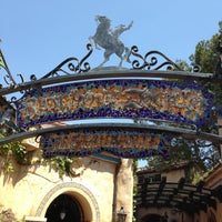 Photo taken at Rancho del Zocalo Restaurante by Chuck on 5/2/2013