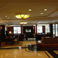 Photo taken at Skyline Hotel NYC by Pablo M. on 3/30/2013