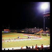 Foto tomada en Estadio Francisco Michelli por Rodolfo B. el 10/17/2012