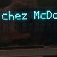 Photo taken at McDonald's by Christophe L. on 12/30/2012