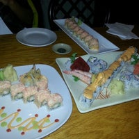 Photo taken at U-Yee Sushi by Rosemary D. on 11/4/2012