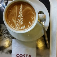 Photo taken at Costa Coffee by Jiří C. on 6/8/2013