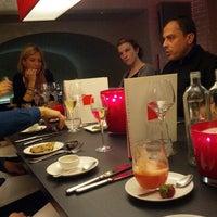 Photo prise au Rouge Tomate par La Dinette des Grandes M. le11/19/2012