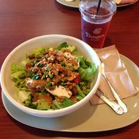 Photo taken at Panera Bread by Peter B. on 7/3/2013