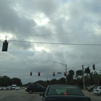 Photo taken at Riverside Drive And Atlantic Blvd by Peter B. on 4/11/2013