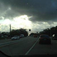 Photo taken at Riverside Drive And Atlantic Blvd by Peter B. on 4/12/2013