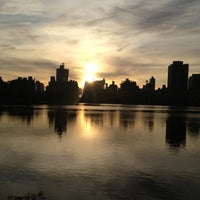 Photo prise au Jacqueline Kennedy Onassis Reservoir par Makeda le11/21/2012
