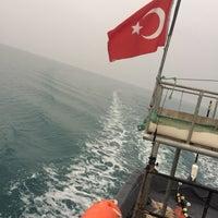 Photo taken at kocaçeşme sahil by Erkan Ö. on 11/27/2016