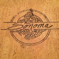 Photo taken at Sonoma Grille by Cristina L. on 7/13/2013