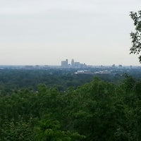 Photo taken at The Overlook At Iroquois Park by Michael W. on 5/26/2013