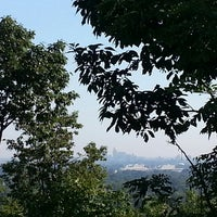 Photo taken at The Overlook At Iroquois Park by Michael W. on 8/25/2013