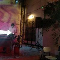 Photo taken at La Fábrica de Hielo by Taylor F. on 8/22/2018