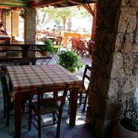Photo taken at Nikos Taverna by Daniel R. on 7/7/2014