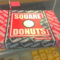 Photo taken at Square Donuts by New Radar on 9/26/2013