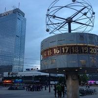 Das Foto wurde bei Alexanderplatz von Gisele N. am 5/13/2013 aufgenommen
