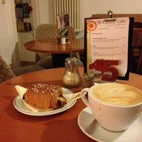 Photo taken at St. Gaudy Café by Gisele N. on 3/14/2013