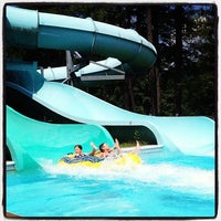 Photo taken at Idlewild and SoakZone by visitPA M. on 5/6/2015