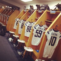 Photo taken at Qualcomm Stadium by Chargers M. on 9/16/2012