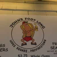 Photo taken at Johns Foot Long by Jenn S. on 8/18/2016