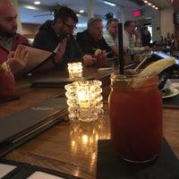 Photo taken at Van Rensselaer's Restaurant and Raw Bar by Jenn S. on 5/25/2017